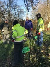 River Mease Litter Pick and Water Testing