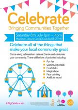 Community Fun Day at Measham Leisure Centre